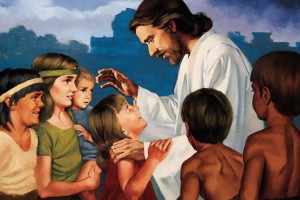 jesus-christ-blessing-children-nephite-158467-gallery